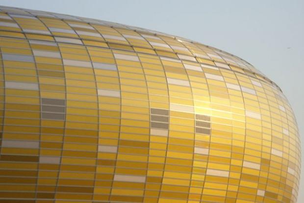 Budowa PGE Arena w Gdańsku zakończona