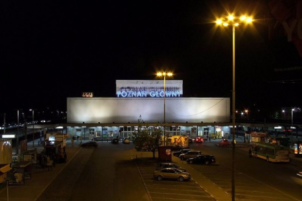 Nowy dworzec kolejowy w Poznaniu powstanie przed Euro 2012