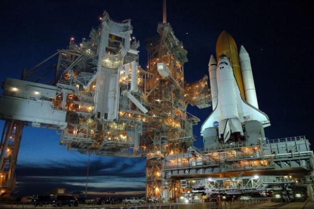 Atlantis wylądował, koniec ery promów kosmicznych