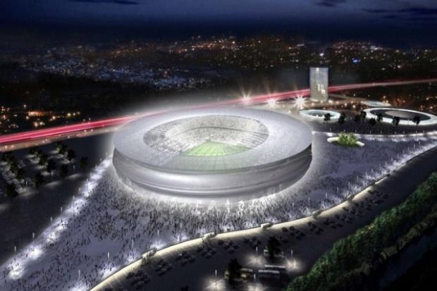 Stadion we Wrocławiu już prawie gotowy