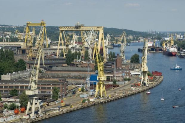 W Stoczni Szczecińskiej znowu będą powstawać statki