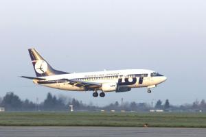 PLL LOT obsłuży więcej lotów z VIP-ami