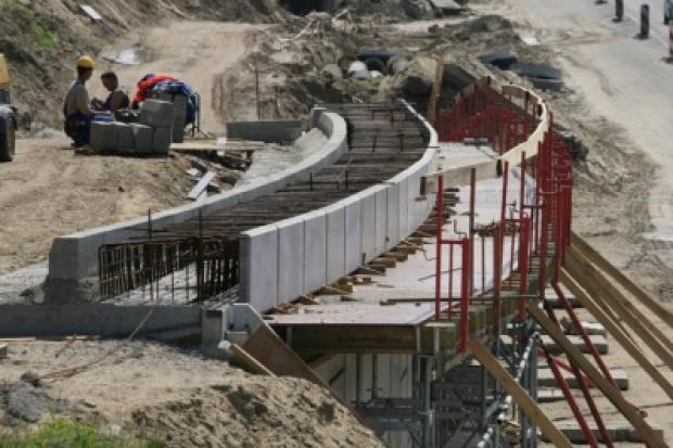 Nowy wykonawca A2 ma problem z budową obwodnicy na Śląsku