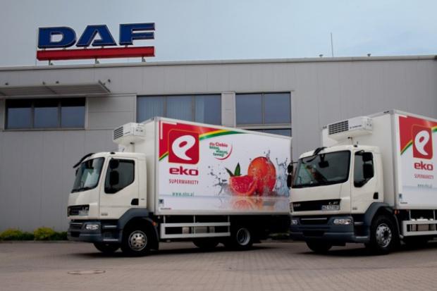 Pierwsze DAF'y dla EKO Holding