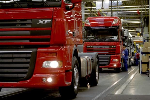 Rynek pojazdów ciężarowych ciągle odrabia straty