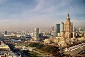 Warszawa atrakcyjną lokalizacją dla międzynarodowych korporacji