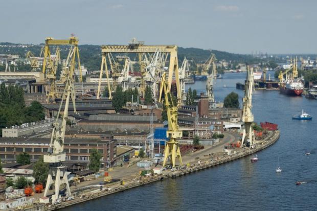 W byłej Stoczni Szczecińskiej powstaną elementy tunelu pod Bałtykiem?