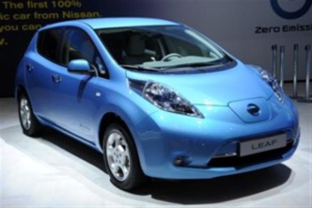 Nissan Leaf może zasilać domową instalację