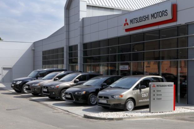 Nowy salon i serwis Mitsubishi