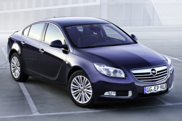 Opel: czas na odświeżenie Insigni