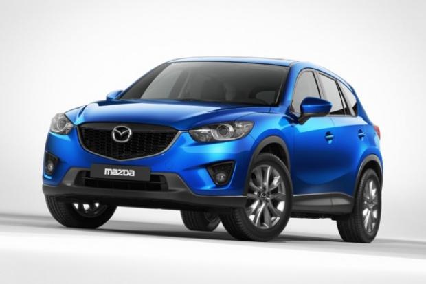 Mazda wg nowej receptury