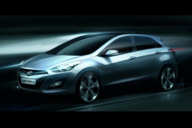 Pierwszy rzut oka na nowego Hyundaia i30