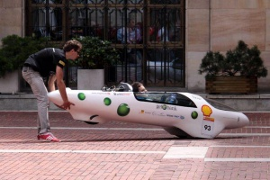 Pojazdy przyszłości w Ministerstwie Gospodarki