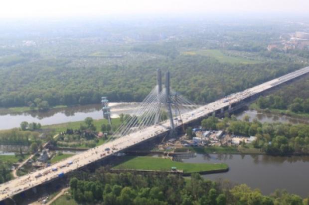 Rekordowy most autostradowy na Odrze zdał test - wkrótce otwarcie