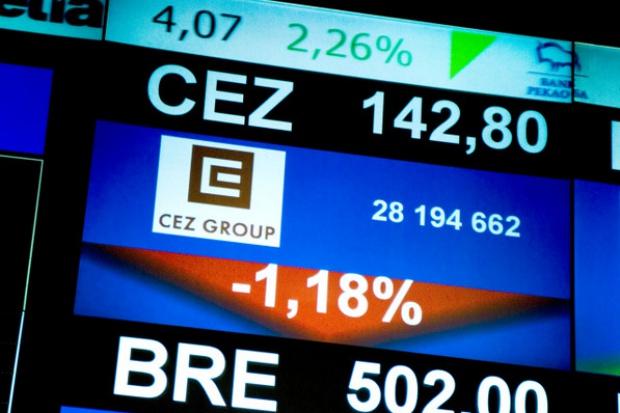 Spadek zysku CEZ w pierwszym półroczu 2011 r.