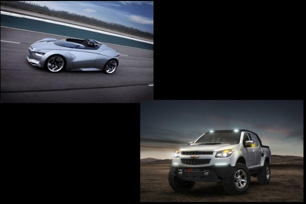 Nowe koncepcje Chevroleta