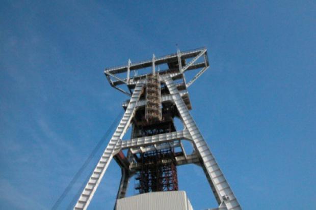 W kopalni Budryk ruszyły prace przy pogłębianiu szybu