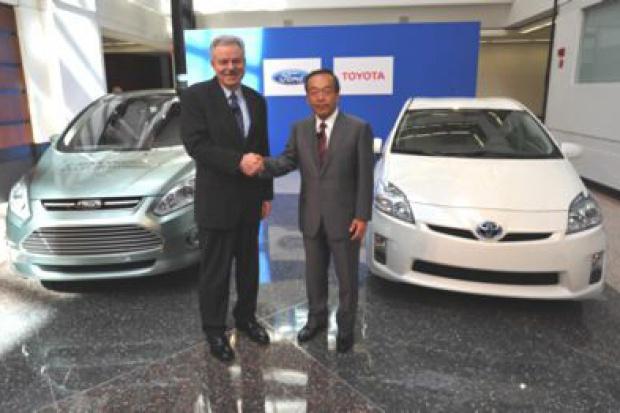Ford i Toyota: współpraca przy systemach hybrydowych