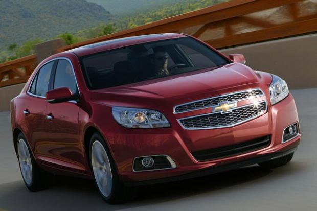 Chevrolet Malibu wjeżdża do Europy