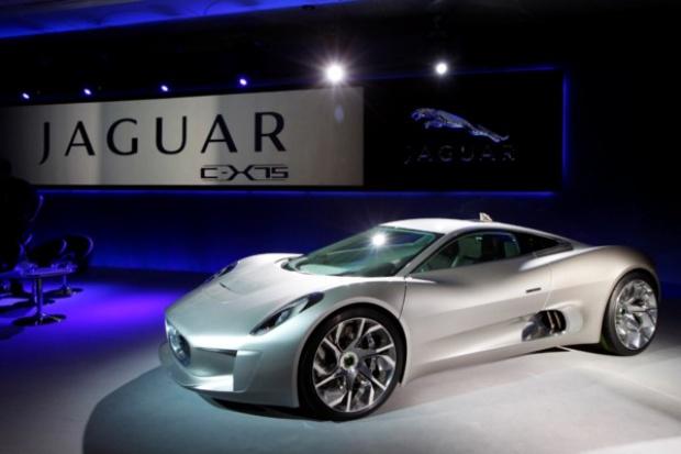 Wizja luksusu na kołach wg Jaguara