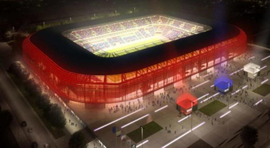 Polimex-Mostostal z kontraktem na stadion w Zabrzu