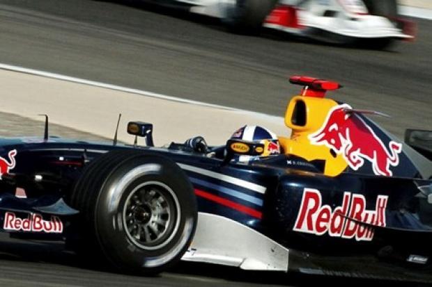 Gwiazda Hollywood zaliczyła testy z zespołem Red Bull Racing