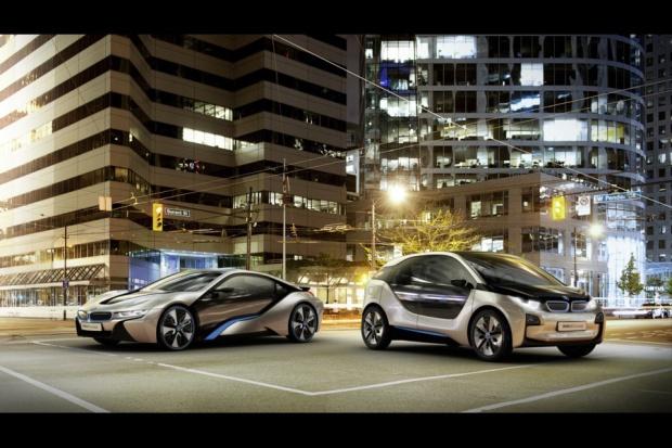 Elektryczne BMW stają się faktem