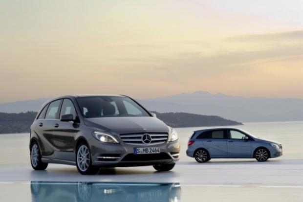 Klasa B: nowa era kompaktów wg Mercedesa