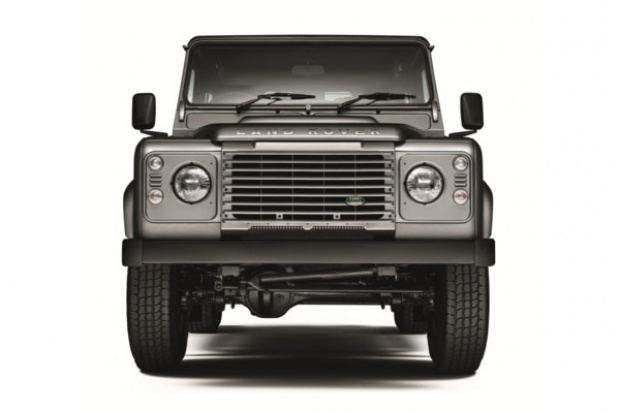 Nowy diesel dla Defendera