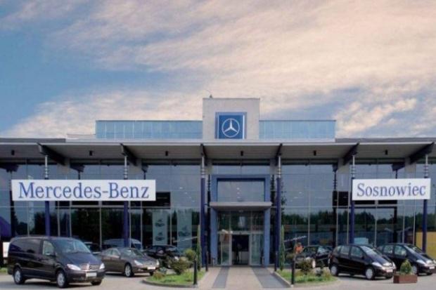 Mercedes-Benz Sosnowiec najlepszym salonem w Polsce i jednym z czterech najlepszych w Europie
