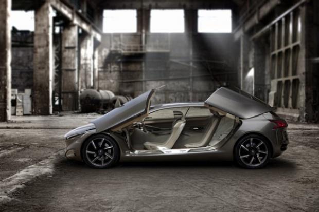 Peugeot HX1 czyli metamorfoza