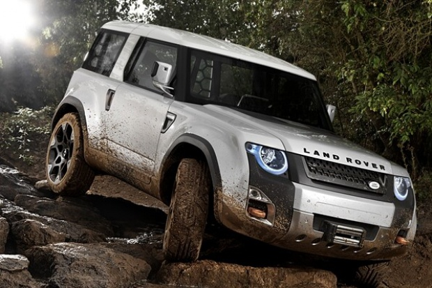 Land Rover Defender: czas na lifting ikony