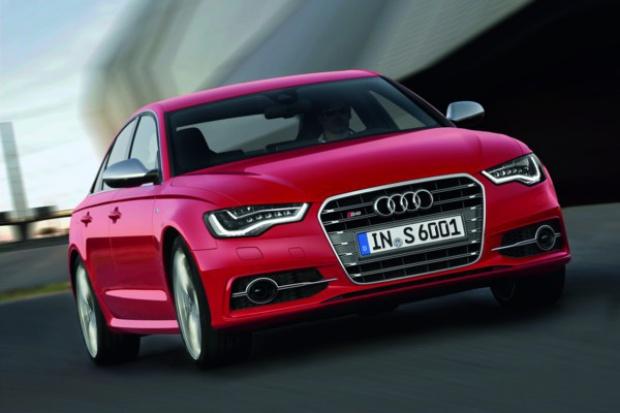Audi wySokich lotów