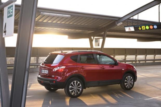 Nissan obniża emisję w modelu Qashqai