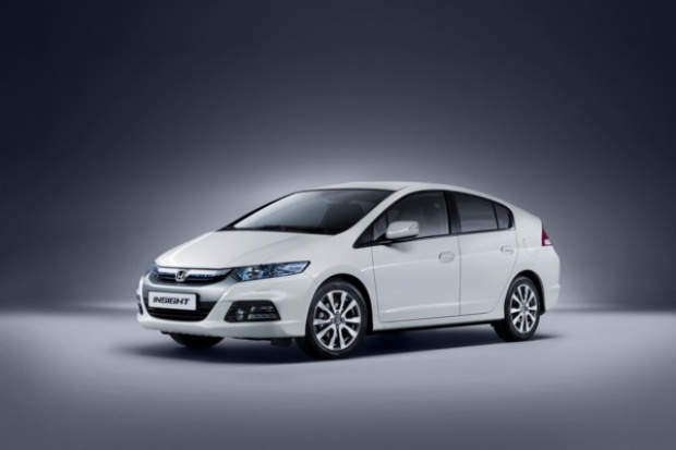 Honda Insight: poniżej 100 g CO2/km