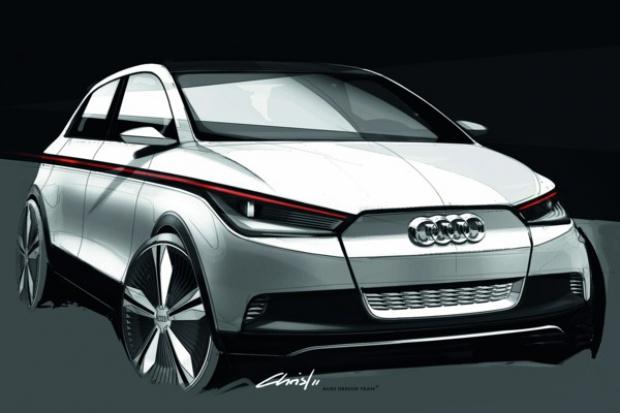 Takie będzie elektryczne Audi?