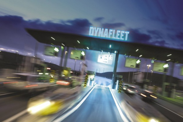 Wzrost sprzedaży systemu Dynafleet