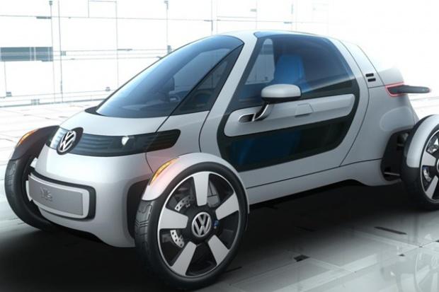Elektryczne maleństwo od VW