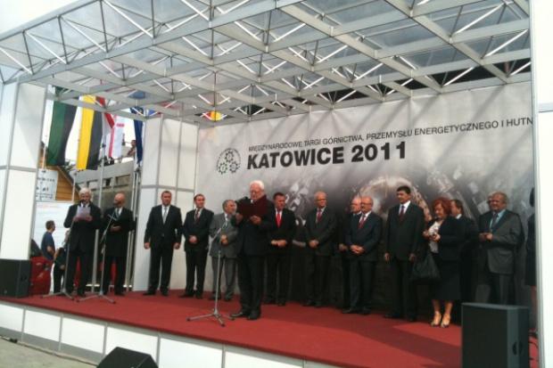 W Katowicach trwają Międzynarodowe Targi Górnictwa, Przemysłu Energetycznego i Hutniczego - video wnp.tv