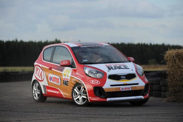 Kia Picanto Race: zobaczcie jak ścigamy się w Polsce!