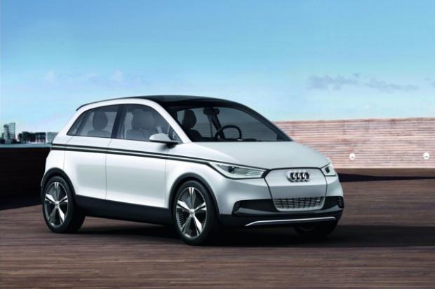 Elektryczna koncepcja Audi A2