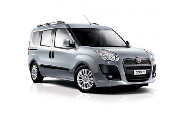Fiat Doblo za Atlantykiem jako Ram
