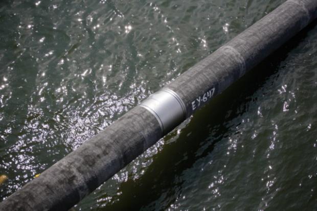 Nord Stream - zanim popłynie gaz