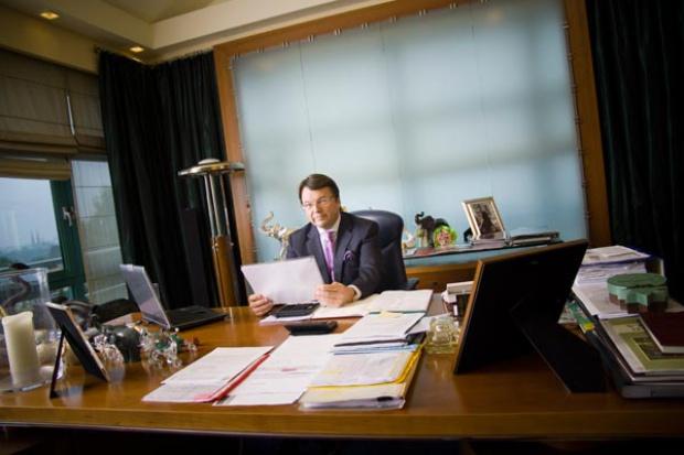 Zbigniew Jakubas - inwestor z intuicją