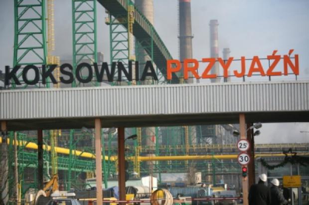 Energoinstal liczy na kontrakt z Koksownią Przyjaźń