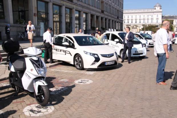 Jak wprowadzić auta elektryczne?