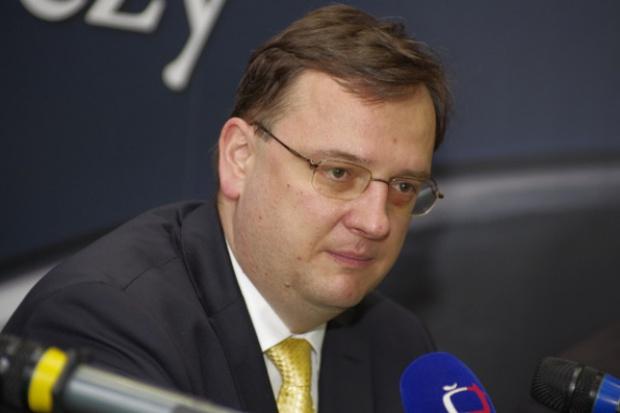 Premier Czech o kulisach odejścia szefa CEZ