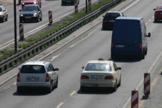 Odcinek A1 z Gliwic do Zabrza już gotowy