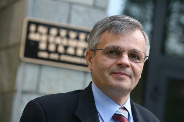 W. Szulc, Instytutu Metalurgiii Żelaza: kryzys nas omija