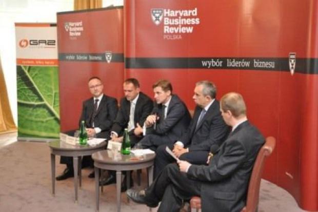 Śniadanie Harvard Business Review Polska i GAZ-SYSTEM SA